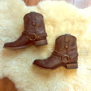 81ead41a80498 Roper Selah Brown Leather boot